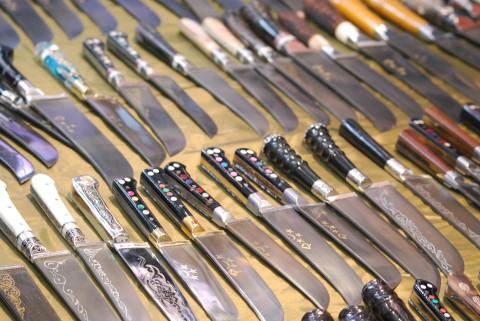 узбекские ножи пчаки