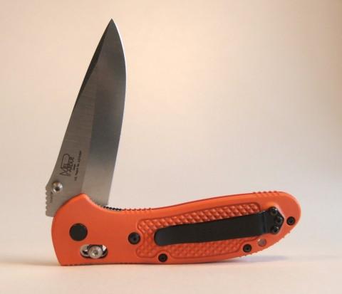 нож Benchamde Griptilian BM551-ORG