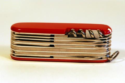 многопредметный швейцарский нож - без компромиссов
