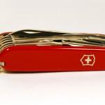 Настоящий швейцарский складной нож Victorinox SwissChamp 1.6795