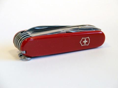 целлидор на ноже Victorinox Craftsman