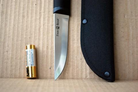 клинок финского ножа