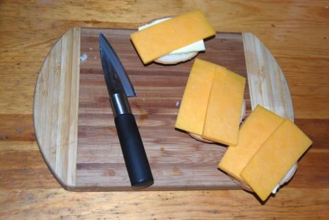 кухонный нож Nirosta и московский завтрак