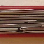 Копия ножа SwissChamp неизвестного происхождения