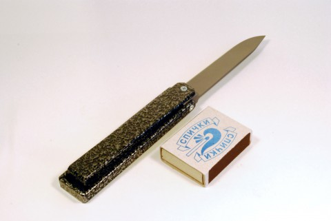 спички и нож
