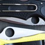 Слово о дизайне ножей Spyderco