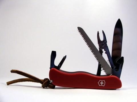 инструменты швейцарского ножа