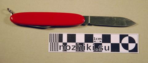 обратная сторона ножа