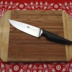 Поварская тройка и универсальный нож