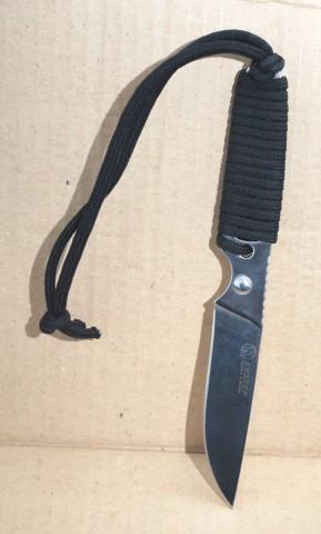 полированный клинок с обмоткой шнуром