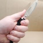 сравнительные размеры клинка и ножика Игла