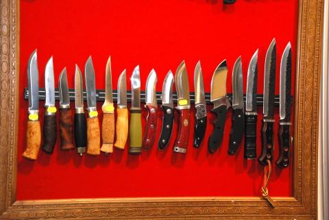 рабочие ножи