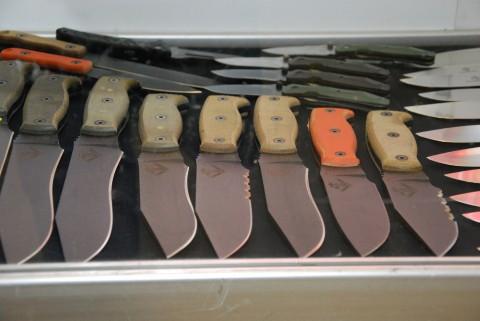 лагерные ножи