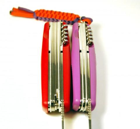 толщина цветных накладок и ножей в целом