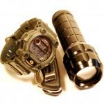G-Shock, NewRanger61 Clip и большой фонарь