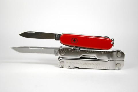 Supertool 300 и швейцарский нож