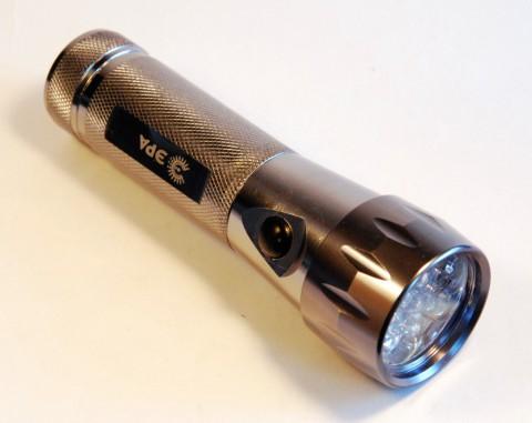 мощный простой фонарь