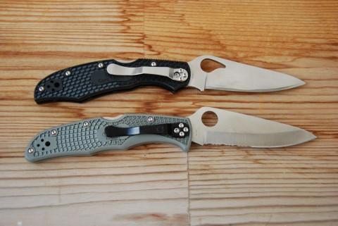 большие бюджетные ножи Спайдерко