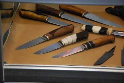 красивые рукоятки ножей