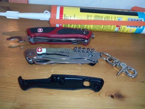 переборка ножей