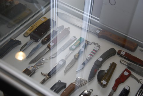 коллекционные ножи
