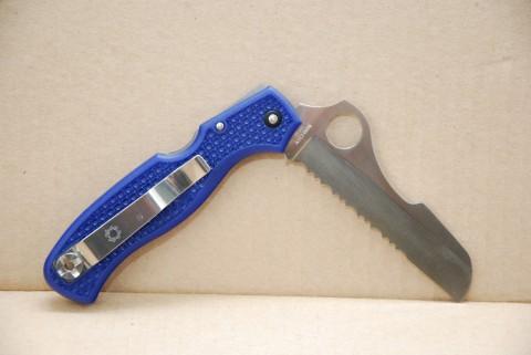 нож Spyderco Rescue C14SBL