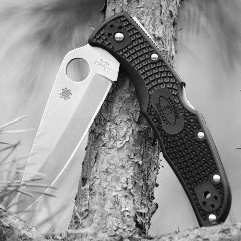 нож Spyderco C10PBK