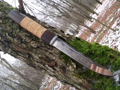 якутский нож в современном исполнении