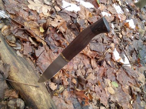 современный нож