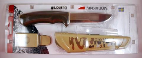 нож Мора Бушкрафт в блистере
