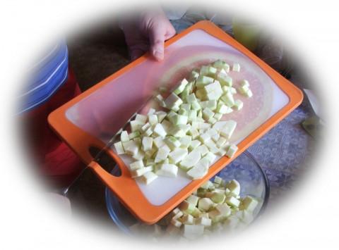 овощи на икру