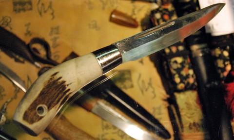 нож от Алексеевских