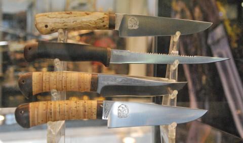 филейник и другие ножи АиР
