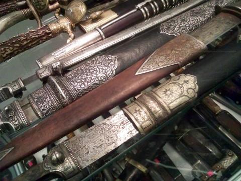 ножны мечей