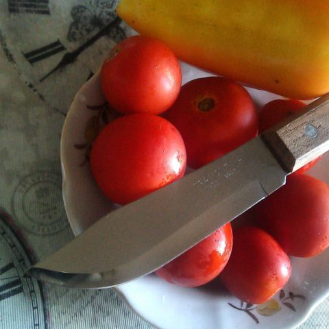 небольшой универсальный нож