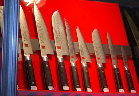 кухонные ножи KASUMI