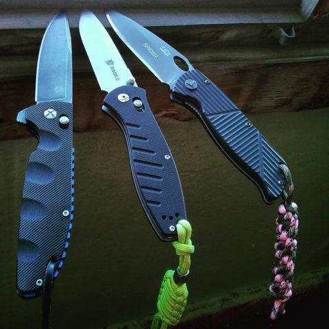 нож DAEKO