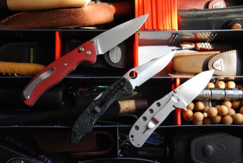 ножи EDC