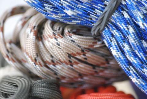 камуфлированный паракорд 550 различных цветов