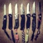 темляки на EDC-ножах