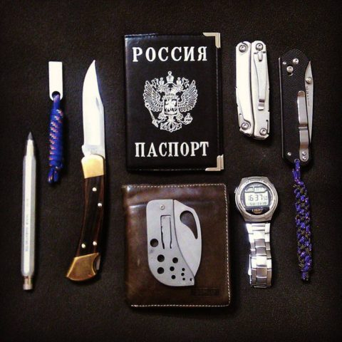 Every Day Carry автора