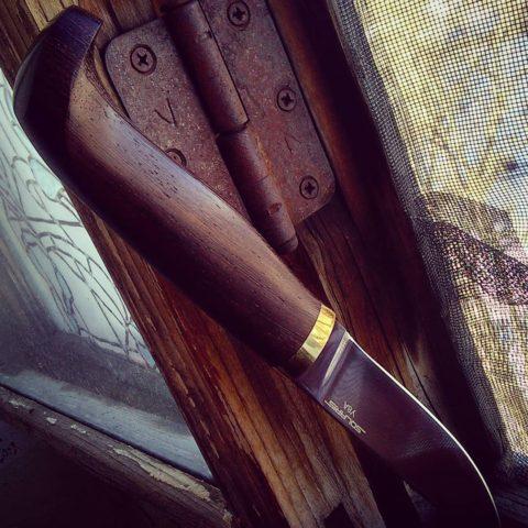 финский нож из У8