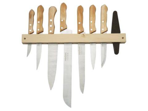 набор ножей для повара