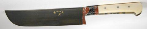 узбекский национальный нож пчак