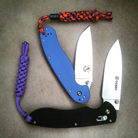 большие складные ножи