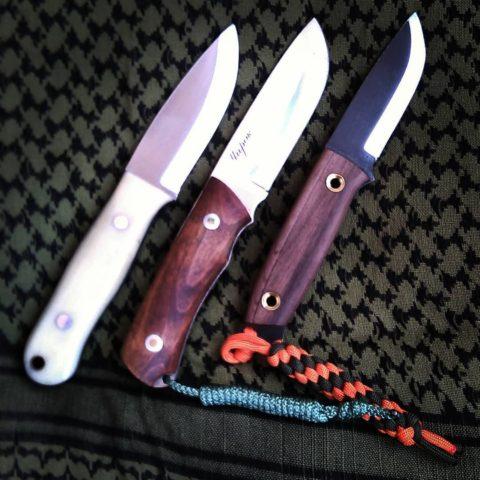ножи для бушкрафта
