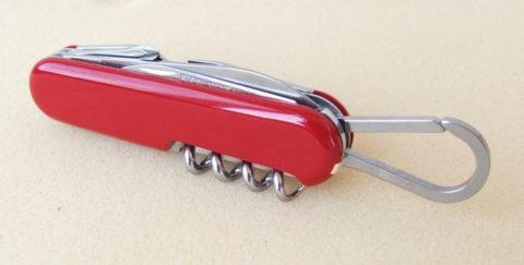 Швейцарский складной нож Wenger Classic 67