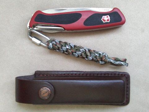 большой 130 мм швейцарский нож