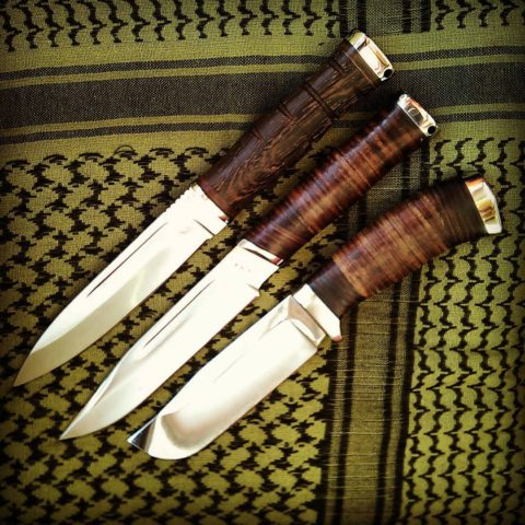 ножи Титова