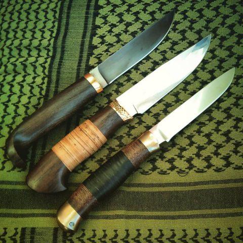 отечественные ножи